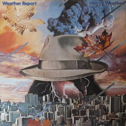 Weather Report - Heavy Weather (LP, Album, RE)