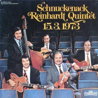 Schnuckenack Reinhardt Quintett - 15.3.1973 (LP, Album, Gat)