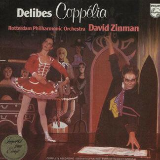 Delibes* / Rotterdam Philharmonic Orchestra* - David Zinman - Coppélia (2xLP + Box)