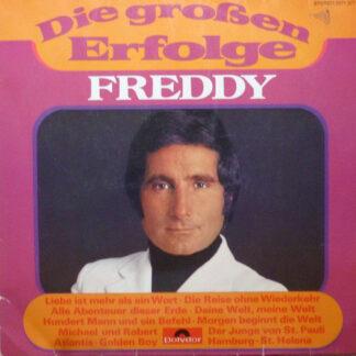 Freddy* - Die Großen Erfolge (LP, Comp)