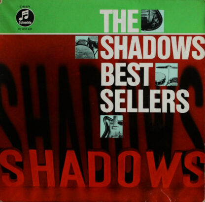 The Shadows - The Shadows' Bestsellers (LP, Comp, Mono)