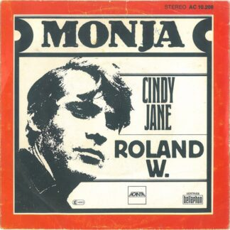 """Roland W. - Monja / Cindy Jane (7"""", Single)"""