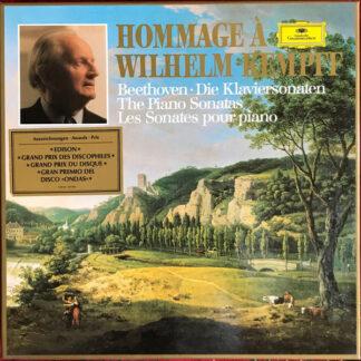 Wilhelm Kempff - Hommage A Wilhelm Kempff (11xLP + Box)