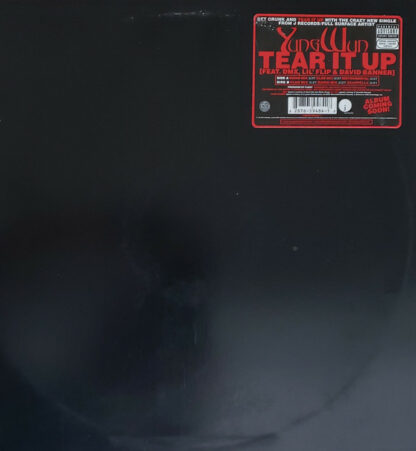 "Yung Wun - Tear It Up (12"", Promo)"