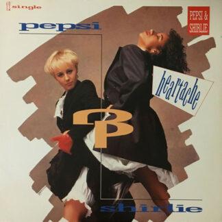 "Pepsi & Shirlie - Heartache (12"", Single, 49 )"