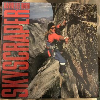 David Lee Roth - Skyscraper (LP, Album, Spe)