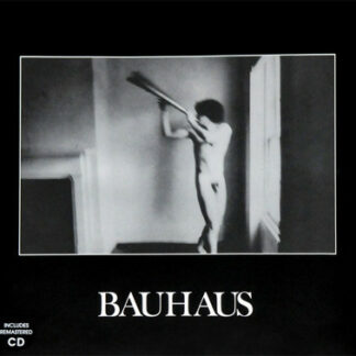 Bauhaus - In The Flat Field (LP, Album, RE, RM + CD, Album, RE, RM)