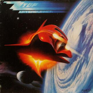 ZZ Top - Afterburner (LP, Album)