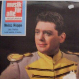 Heinz Hoppe - Der Tenor Und Seine Lieder (LP, Comp)