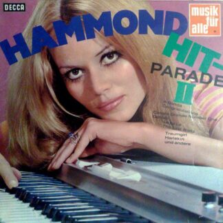 Nils Tibor - Hammond Hit-Parade II (LP, Album)