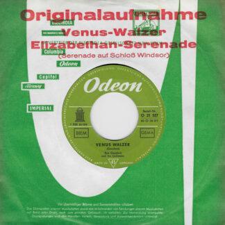 "Ron Goodwin And His Orchestra - Elisabethan-Serenade / Venus-Walzer (7"", Single)"
