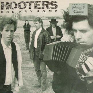 Hooters* - One Way Home (LP, Album)