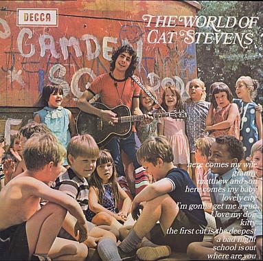 Cat Stevens - The World Of Cat Stevens (LP, Comp, RP)