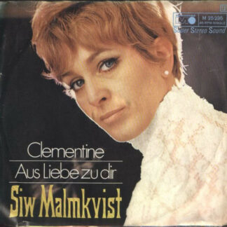 "Siw Malmkvist - Clementine (7"", Single)"