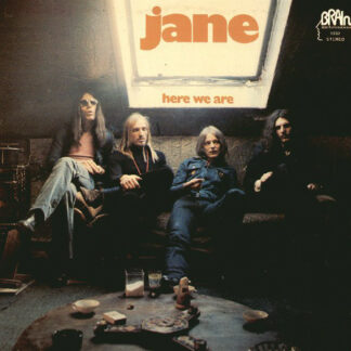 Jane - Here We Are (LP, Album, RE, Bla)