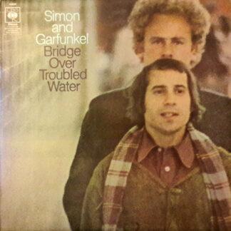 Simon And Garfunkel* - Bridge Over Troubled Water (LP, Album)