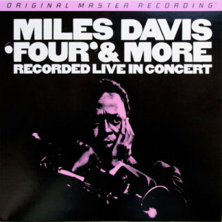 Miles Davis - 'Four' & More - Recorded Live In Concert (LP, Album, Ltd, RE, RM, 180)