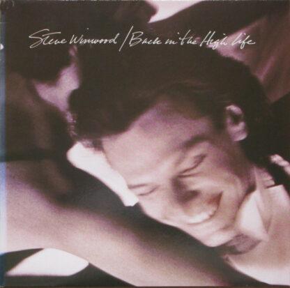 Steve Winwood - Back In The High Life (LP, Album)