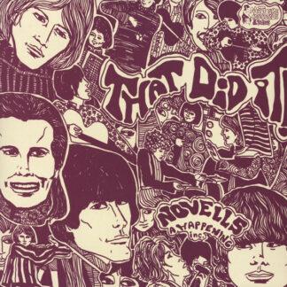 The Novells - That Did It! (LP, Album, Ltd, RE)