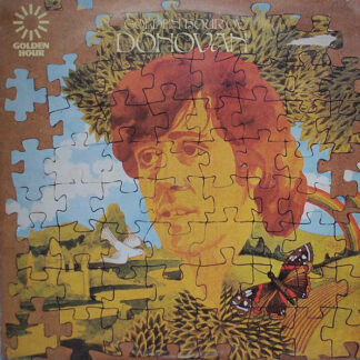 Donovan - Golden Hour Of Donovan (LP, Comp)
