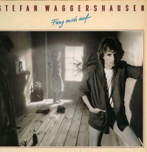 Stefan Waggershausen - Fang Mich Auf (LP, Album, Club)