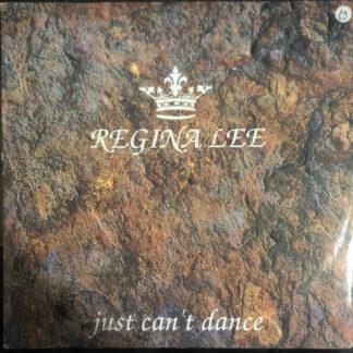 "Regina Lee - Just Can't Dance (12"")"