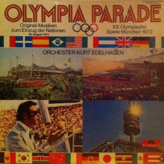 Orchester Kurt Edelhagen - Olympia Parade (LP, Club)