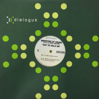"""Ministers Of Sound Featuring Paul Walton - Got To Hold On (12"""")"""