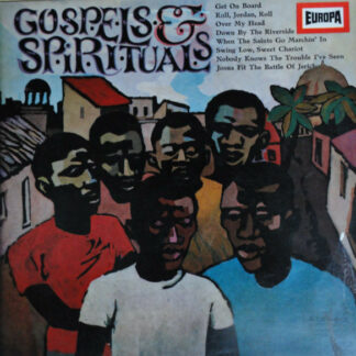 The Pennsylvania Gospel Group - The Pearls Of Joy - Gospels & Spirituals (LP, RP)