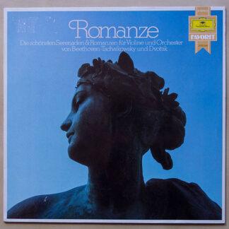 Beethoven*, Tschaikowsky*, Dvořák* - Romanze (LP)