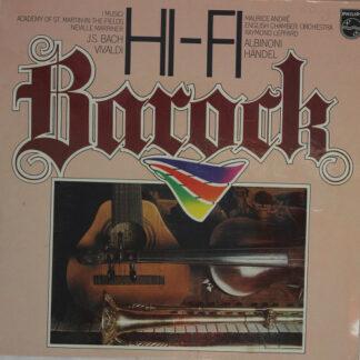 Various - Hi-Fi Barock (LP, Comp)