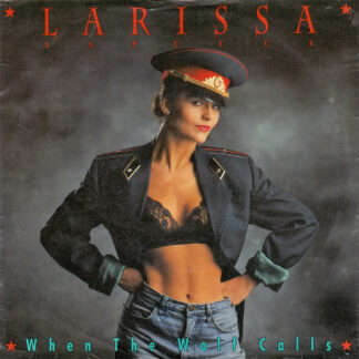 "Larissa Aapucca - When The Wolf Calls (7"", Single)"