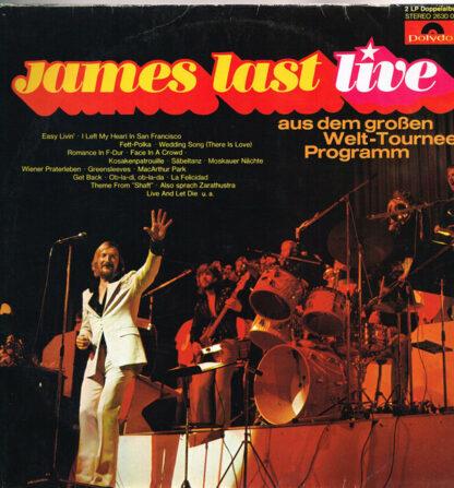 James Last - James Last Live (2xLP)