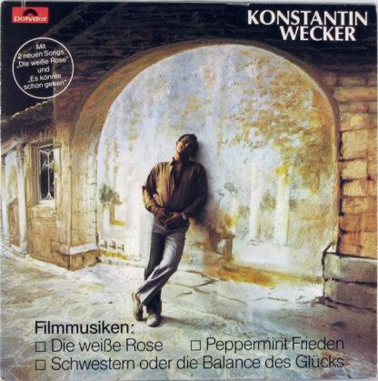 Konstantin Wecker - Filmmusiken (LP, Album)
