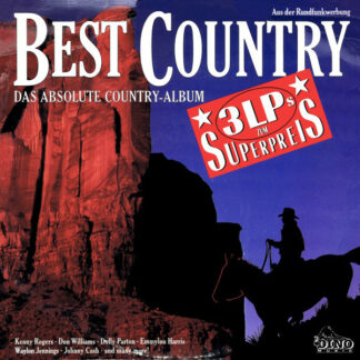Various - Best Country (3xLP, Comp)