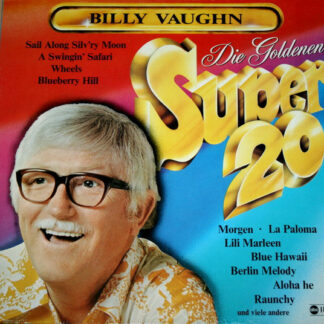 Billy Vaughn - Die Goldenen Super 20 (LP, Comp)