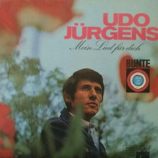 Udo Jürgens - Mein Lied Für Dich (LP, Album)
