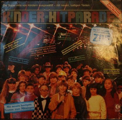 Various - Kinder-Hitparade (LP)