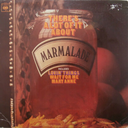 The Marmalade - There's A Lot Of It About (LP, Album)