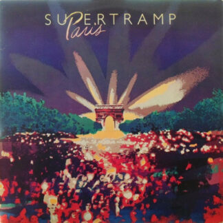 Supertramp - Paris (2xLP, Album, Gat)