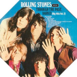 Rolling Stones* - Through The Past, Darkly (Big Hits Vol. 2) (LP, Comp, Oct)