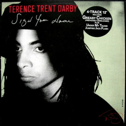 "Terence Trent D'Arby - Sign Your Name (12"")"