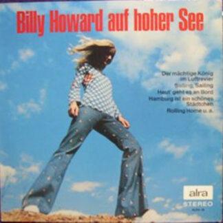 Billy Howard (2) - Auf Hoher See (LP, Album)