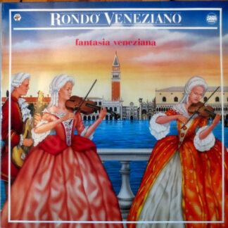 Rondo´ Veneziano* - Fantasia Veneziana (LP, Album)