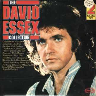 David Essex - The David Essex Collection (2xLP, Comp)