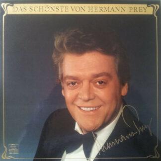 Hermann Prey - Das Schönste Von Hermann Prey (2xLP, Comp + Box)