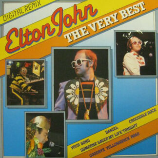 Elton John - The Very Best - Digital Remix (LP, Comp)