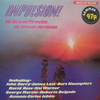 Various - Impulsion! (LP, Smplr)
