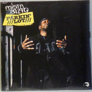 """Mista Blaq (2) - Parkin' Lot (12"""", Single)"""