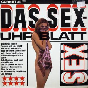 Various - Das Sex-Uhr Blatt (LP, Comp, gat)